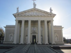 ВИЛНЮС-Катедралния храм