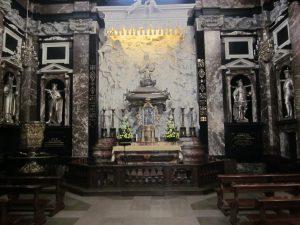 Вилнюс-Катедралния храм, параклиса на Св. Казимир