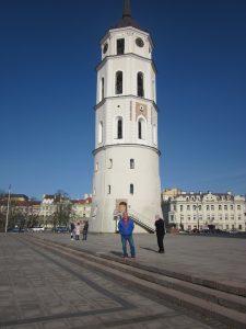 Вилнюс-площада пред Катедралния храм