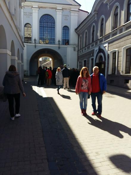 Вилнюс Портата на зората