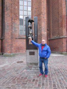статуята на Бременските градски музиканти