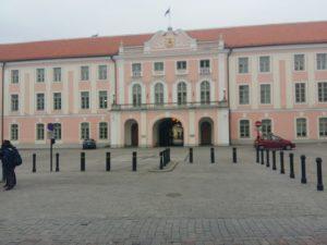 Естонският парламент