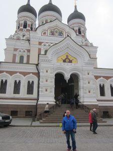 """Катедрален храм """"Св. Александър Невски"""" Талин"""