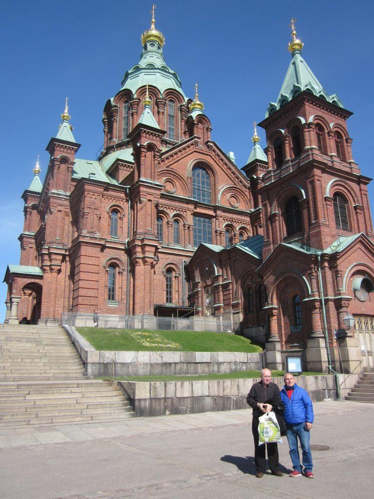 """Катедралният православен храм """"Успение Богородично"""""""