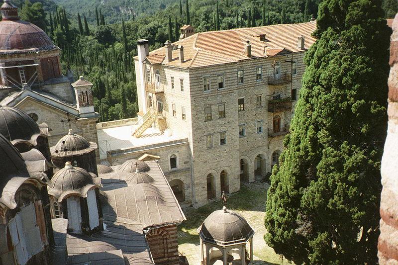 Атон Зографски манастир