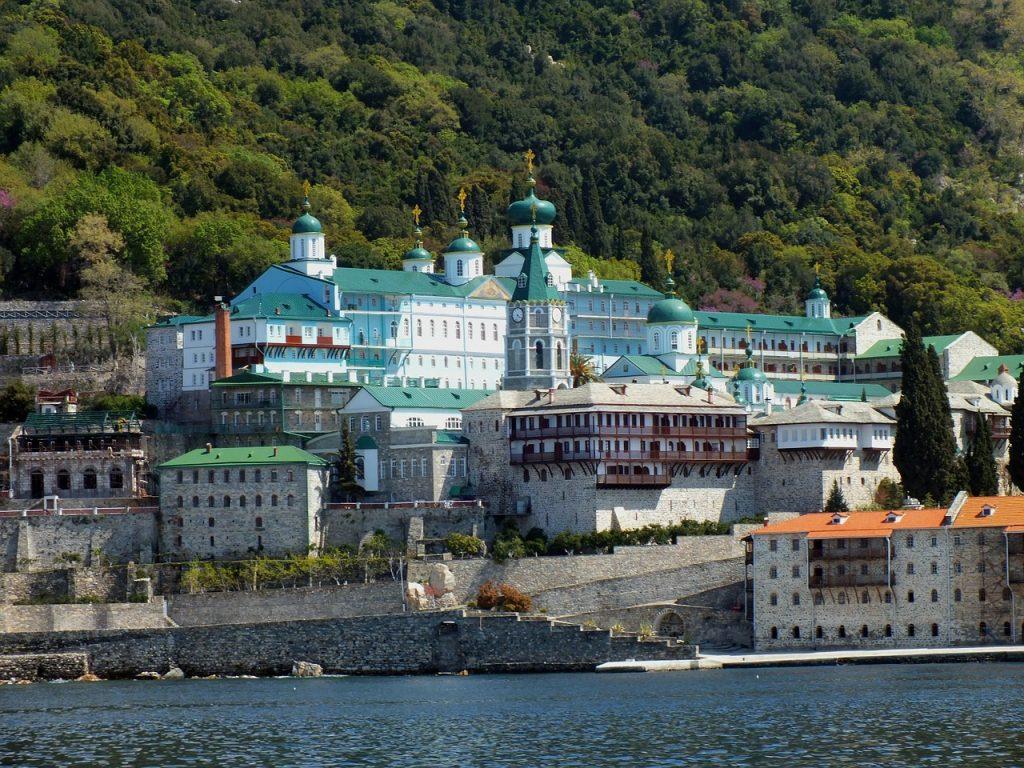 Атон Руски манастир