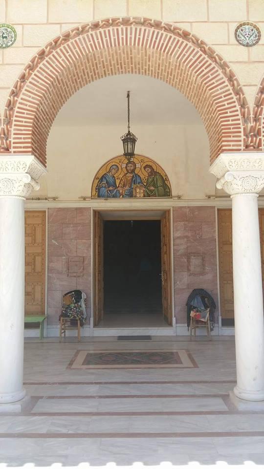 Егина храм