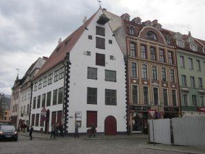къщата на Менцендорф