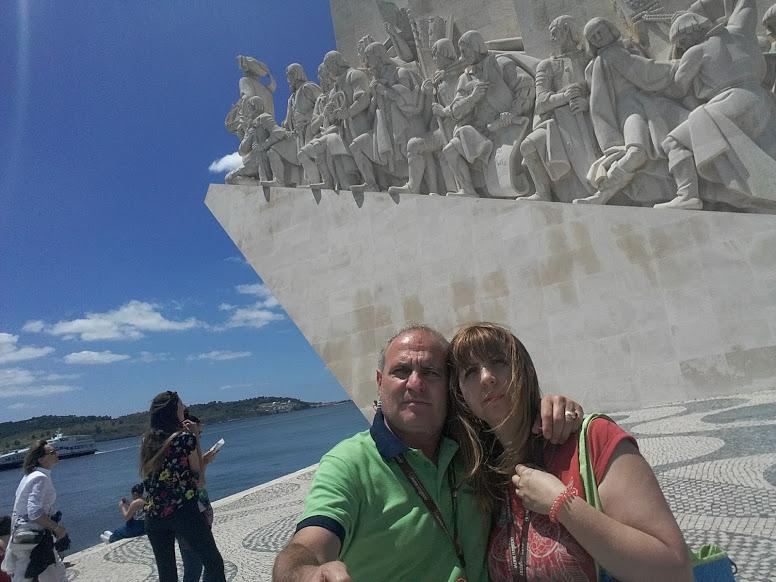 Паметника на откривателите Лисабон