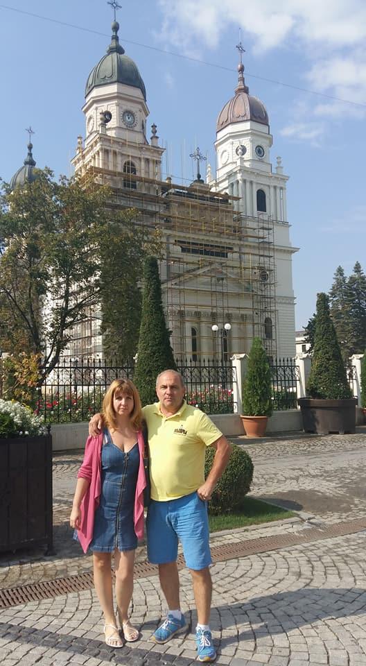 Катедралния храм в Яш