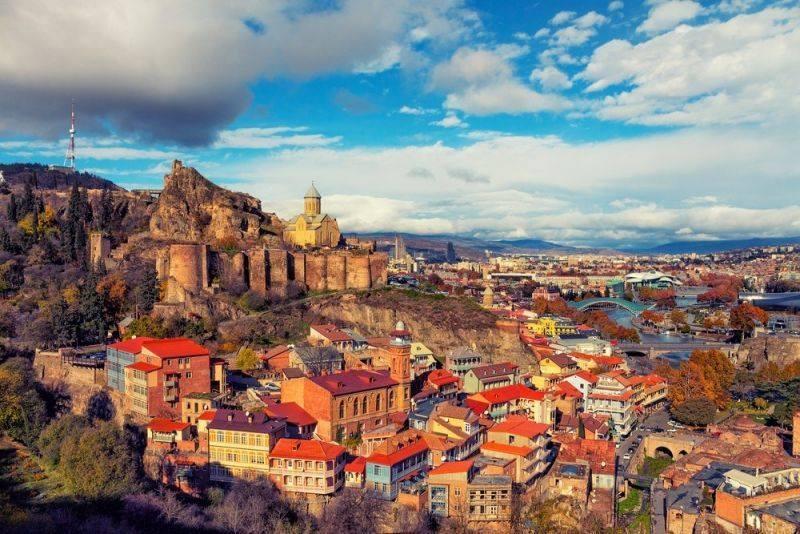 Екскурзия до Грузия - Тбилиси