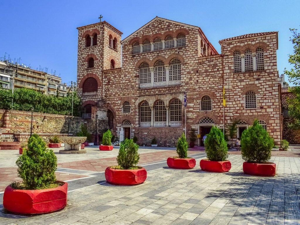 Солун храм св. Димитър